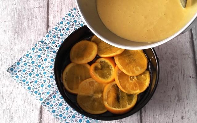 torta rovesciata all'arancia (4)