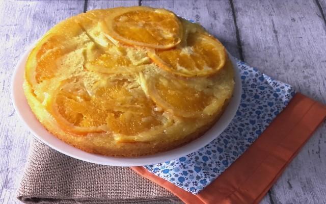 torta rovesciata all'arancia (7)