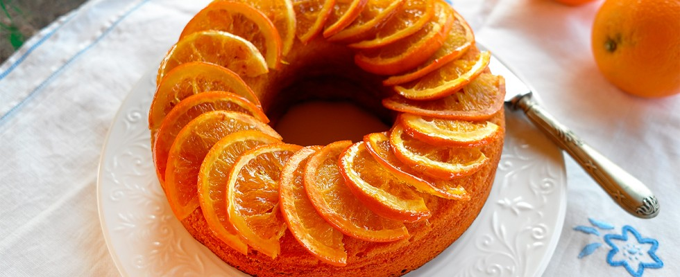 Un pieno di vitamina C: 10 ricette dolci con le arance