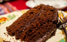 La ricetta della torta all'uva bianca e cioccolato