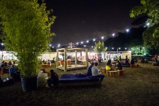 Roma: a Villa Ada per buona musica e buon cibo