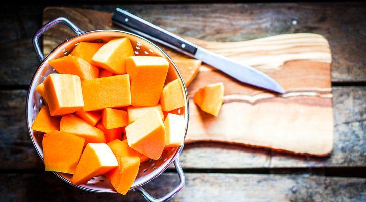 La zucca in saòr con la ricetta originale veneta