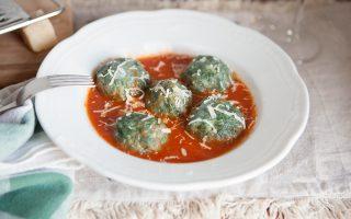 Gnudi al pomodoro: dalla Toscana