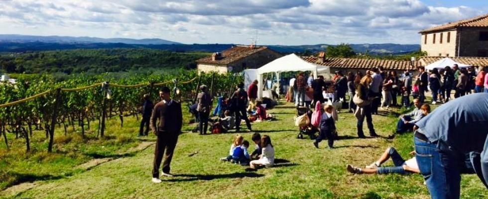 Chianti: mangiare con le mani a Dit'Unto 2016