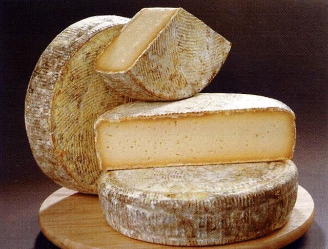 formaggio di alpeggio di triora