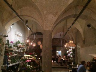 La Ménagére, Firenze