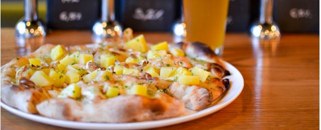 Spiazzo, la nuova pizzeria a Ostiense