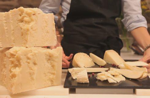 Come comporre un tagliere di formaggi di pecora