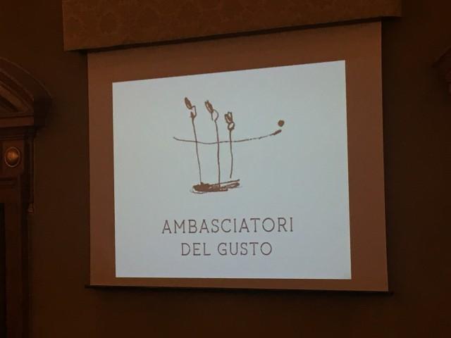 Ambasciatori del Gusto - logo