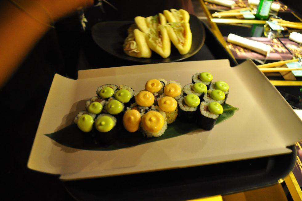 Yugo sake dinner con Anthony Genovese - Foto 3