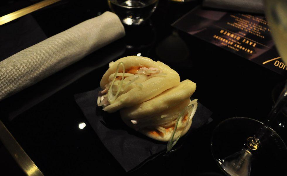 Yugo sake dinner con Anthony Genovese - Foto 4