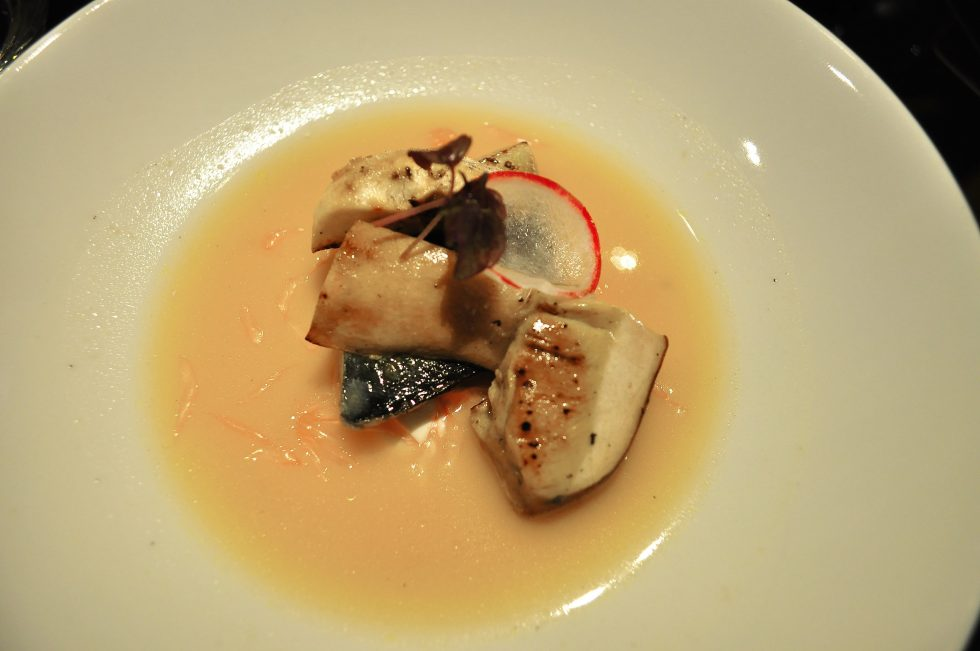 Yugo sake dinner con Anthony Genovese - Foto 7