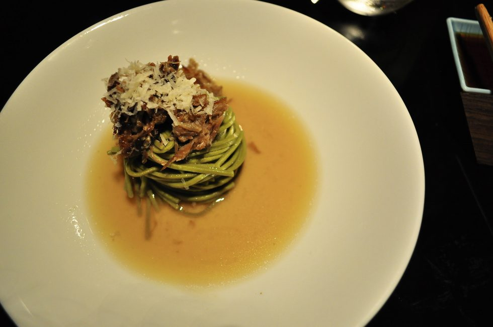 Yugo sake dinner con Anthony Genovese - Foto 8