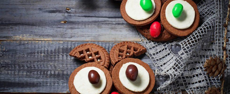 I biscotti di Halloween: le ricette facili da fare con i bambini