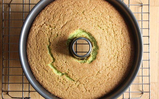 Chiffon cake al pistacchio: la ricetta da non perdere
