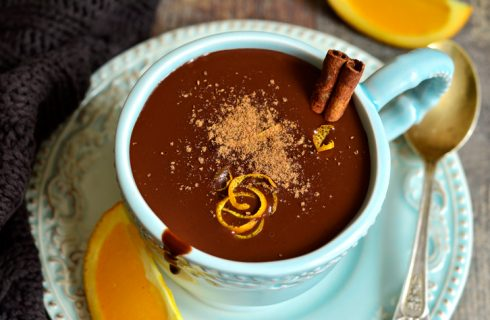 La cioccolata calda da fare al microonde