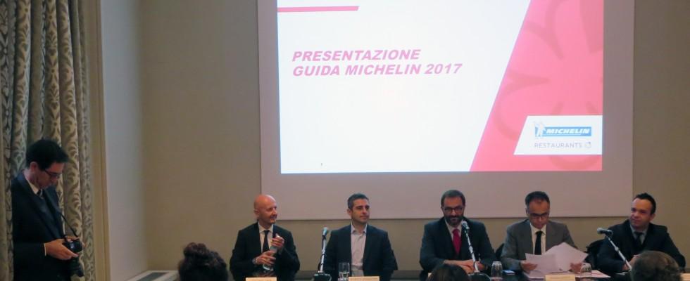 Guida Michelin: cosa aspettarsi dall'edizione 2017