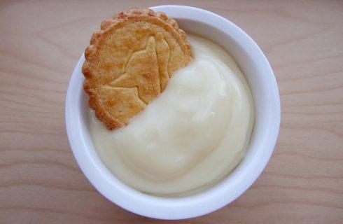 La crema alla vaniglia con la ricetta vegan