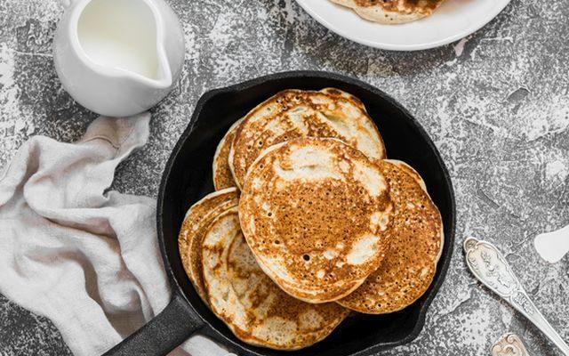 Crepes con farina integrale senza uova: la ricetta leggera