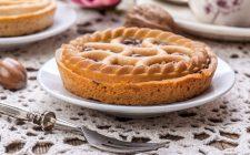 La crostata di castagne per golose cene d'autunno
