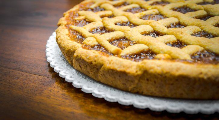 La crostata morbida alla marmellata di Cotto e Mangiato