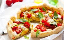 La crostata morbida salata con la ricetta per il Bimby