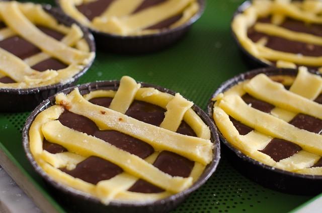 crostatine al cioccolato-5