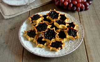 Pitteddhe: crostatine con confettura salentine