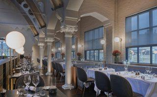 Il ristorante più bello del mondo è a Londra (ma il più buono è italiano)