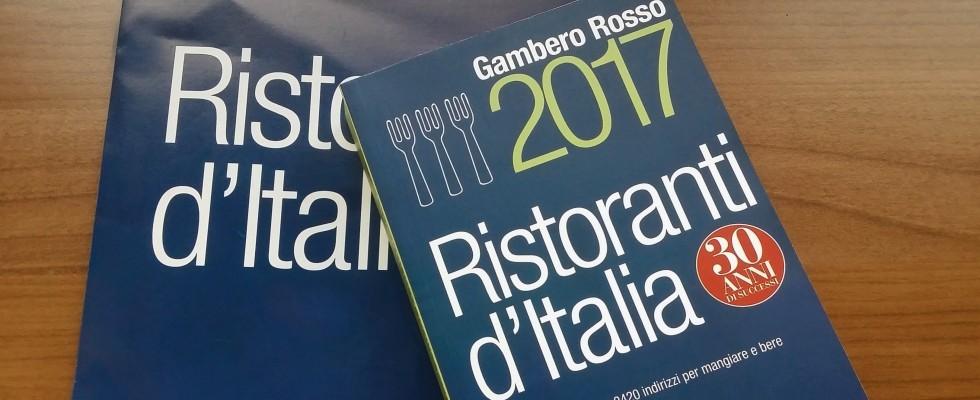 I Migliori Ristoranti d'Italia 2017 per il Gambero Rosso