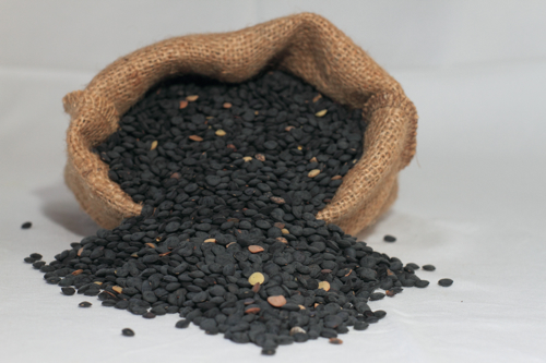 lenticchia nera leonforte