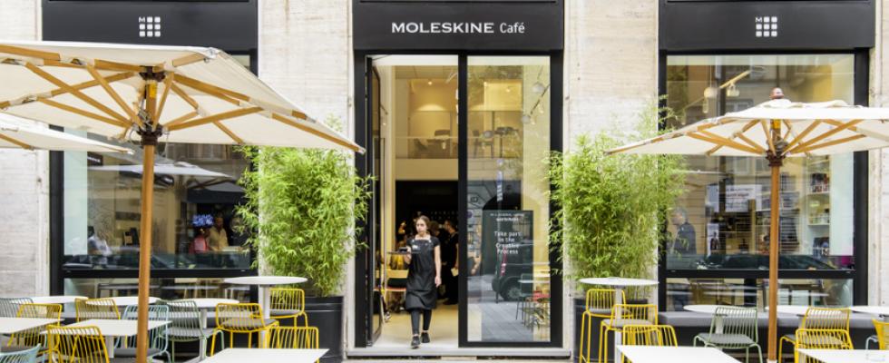 Moleskine Cafè, Milano