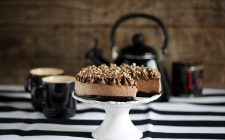 La ricetta della Oreo cheesecake da fare in casa