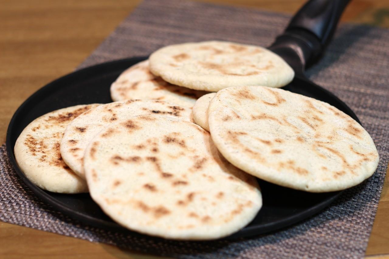 Ricetta pane marocchino cotto in padella agrodolce for In cucina ricette