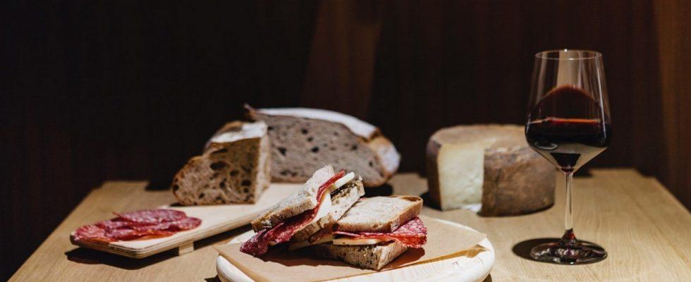 Milano, a scuola di panini con il Cantin'ino del Gallia