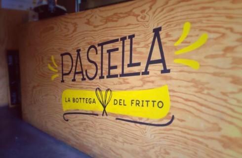 Pastella, Roma