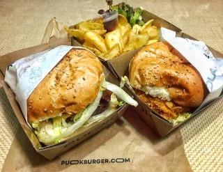 Puok Burger Store, Napoli