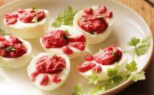 Le 4 ricette di Halloween con le uova per l'aperitivo