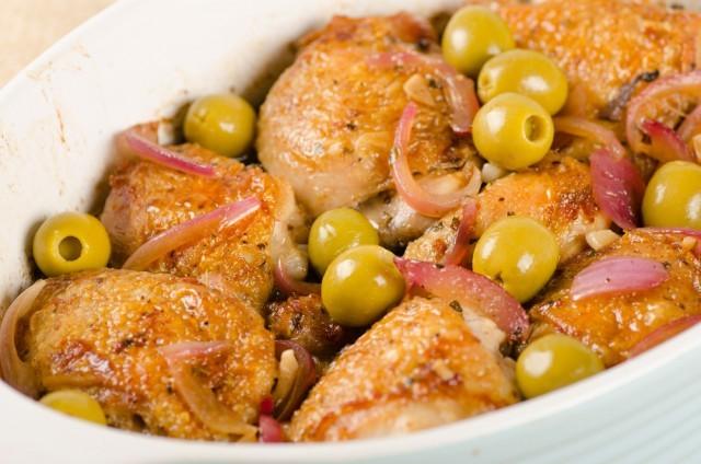 fagiano e olive