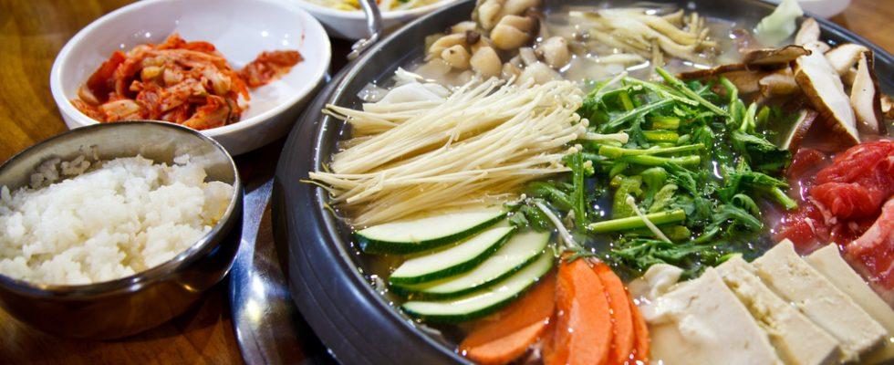 Da nord a sud la cucina coreana agrodolce - La cucina di martina ...