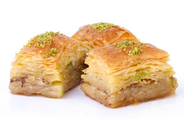 baklava turchi