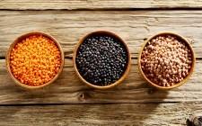 Non solo a Capodanno: i tipi di lenticchie
