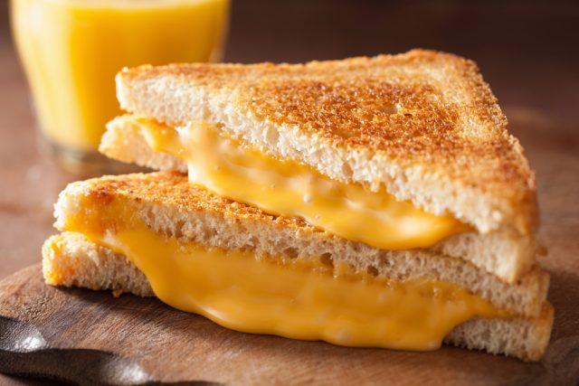 snack al formaggio