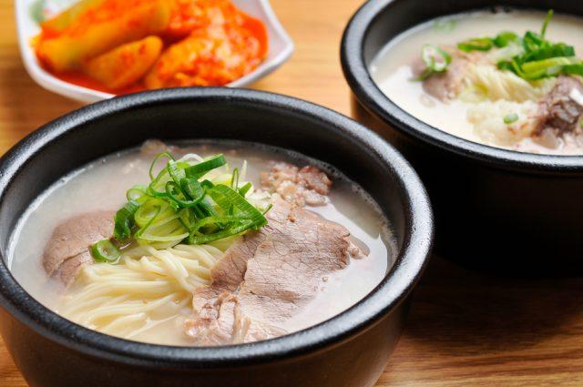 cucina coreana