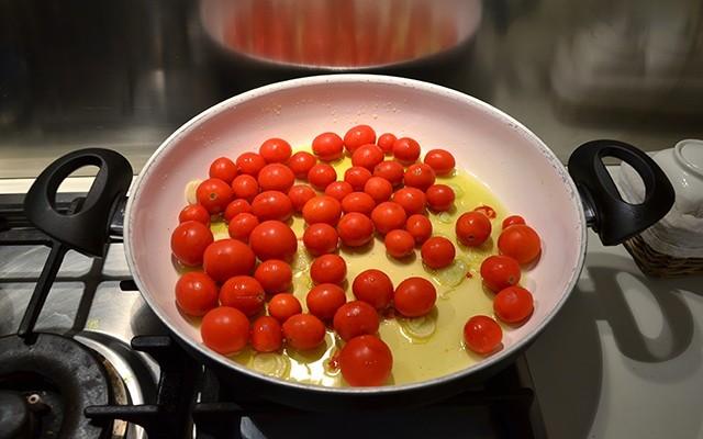 spaghetti con pomodorini (2)