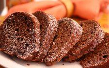 La torta zucca e cioccolato fondente con la ricetta semplice