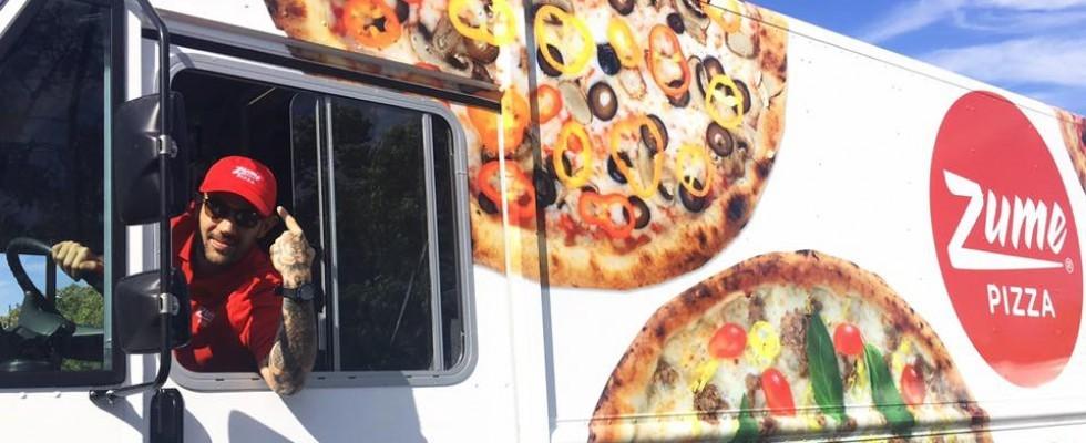 Zume Pizza rivoluziona la pizza a domicilio