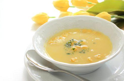 La zuppa di mais messicana con la ricetta originale