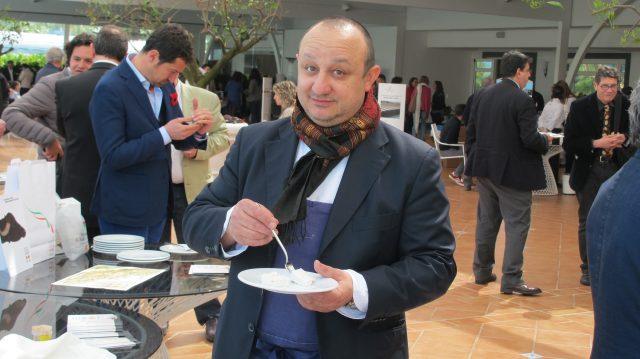 Lo chef Ciccio Sultano