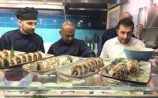 Apre Mahalo a Roma: sushi hawaiano